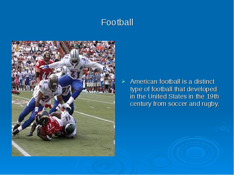 an overview of the history of professional footballs in the united states The foundation of the united states of america in 1777 articles of confederation were drawn up which joined the states into a loose federation a history.
