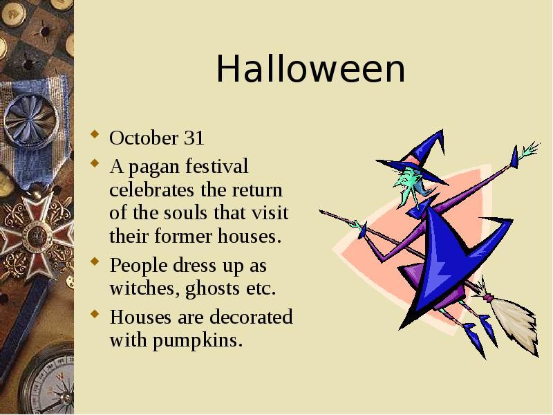 Презентация на тему holidays usa (праздники в сша)