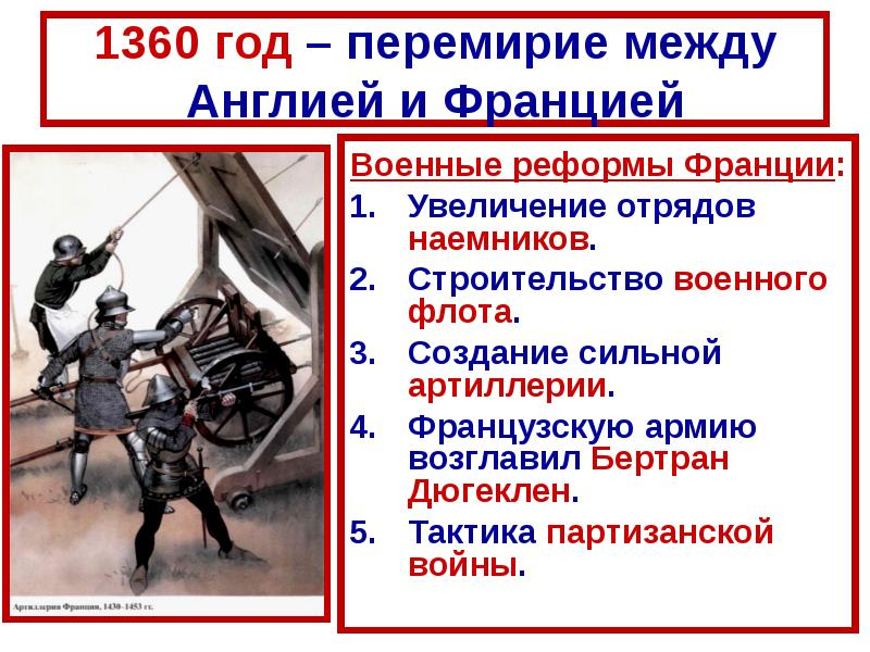 Презентация на тему столетняя война