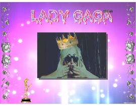 Lady Gaga Queen of Pop