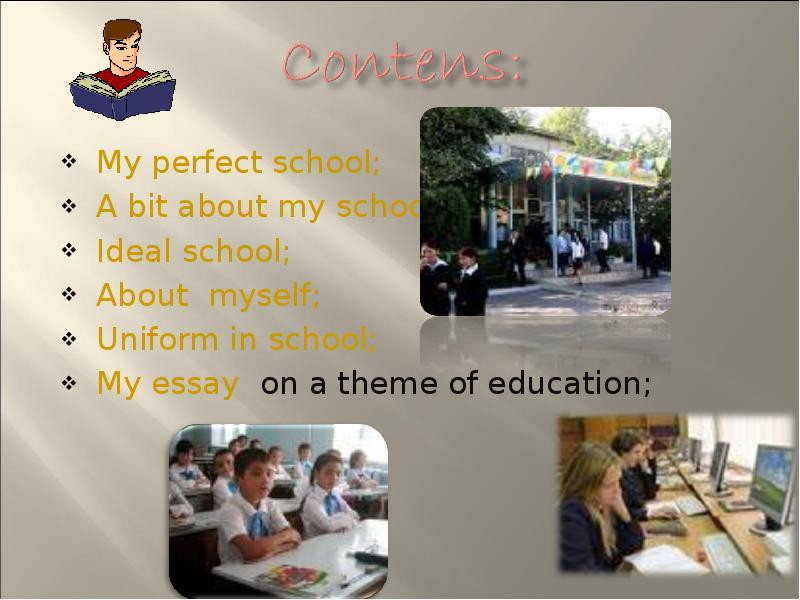 school presentation essay The powerpoint ppt presentation: writing an essay is the property of its rightful owner do you have powerpoint slides to share if so.