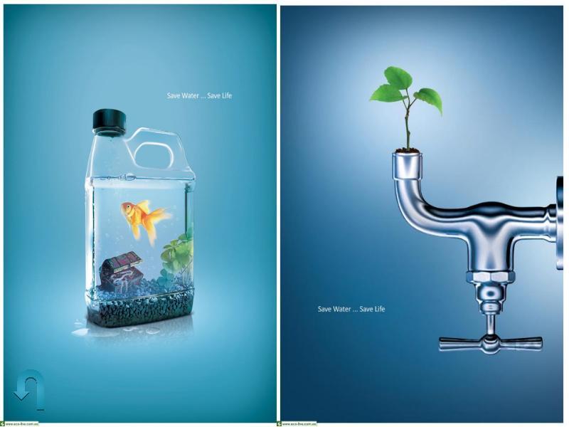Поделки о воду