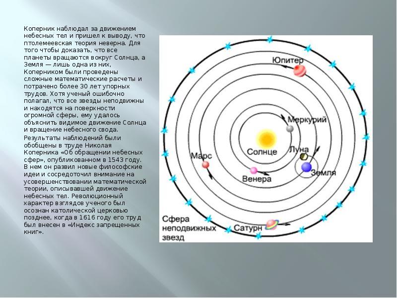 высказывания джордано бруно о вращении замли вокруг солнца приходят скрытый, найти
