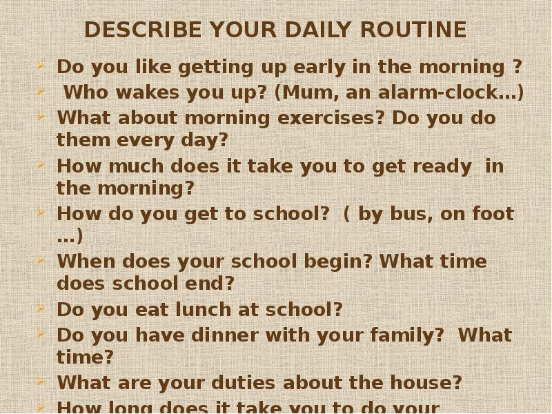 the importance of routines in early A look at the research, history and inspiration behind starting your day with a morning routine, plus specific examples from mornings of successful people.