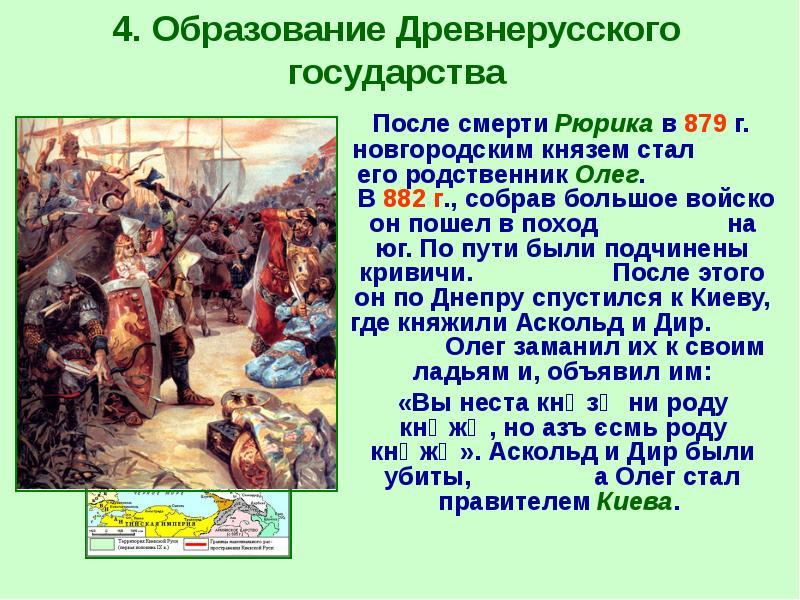 запрос поиск основные даты истории россии образование древнерусского государства хозяйки уже давно