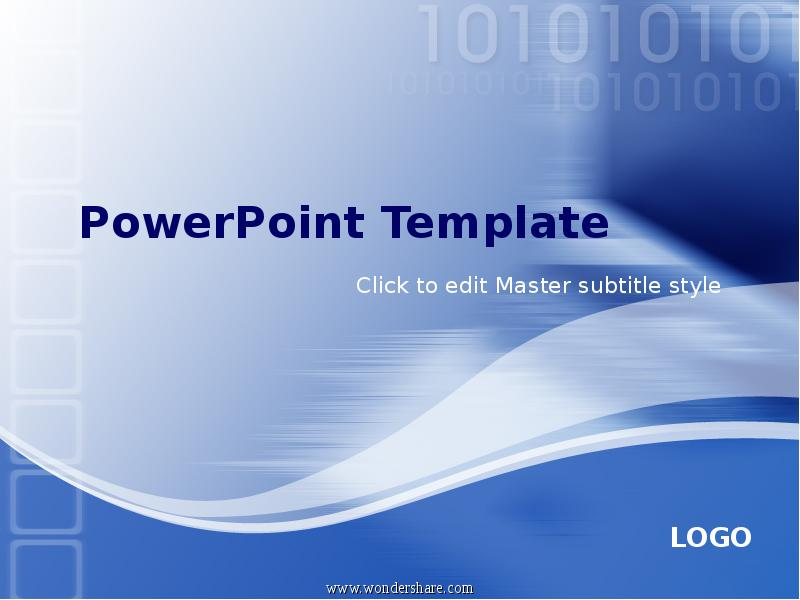 Facebook Powerpoint Presentation Template