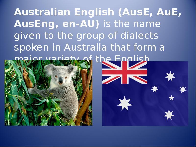 Английский топики темы Австралия   реферат на английском с переводом