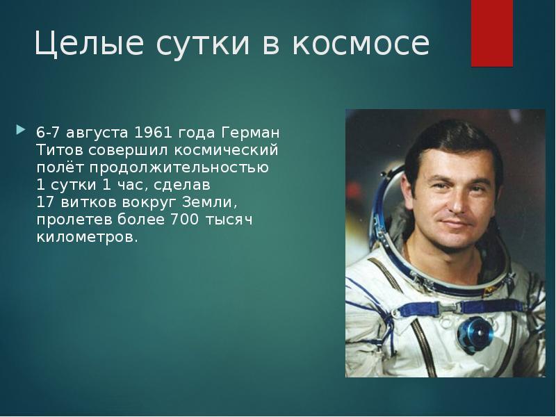 какие астронавты зделали больше витков вокруг земли