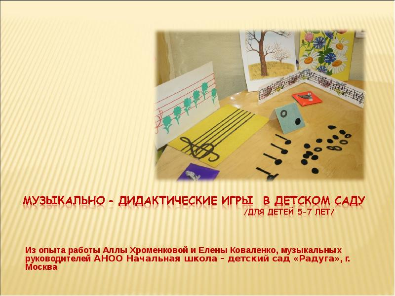 Доклад дидактические игры в доу 1513