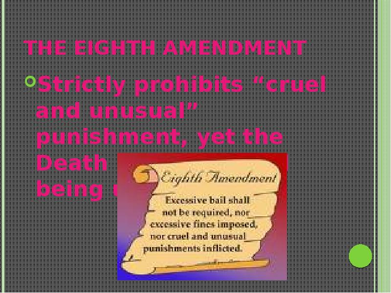 death penalty should be abolished monroe s motivated sequence Capital punishment should remain in place and that is a problem at the same time, for a host of reasons, the death penalty should stay it is a punishment that is sorely n.