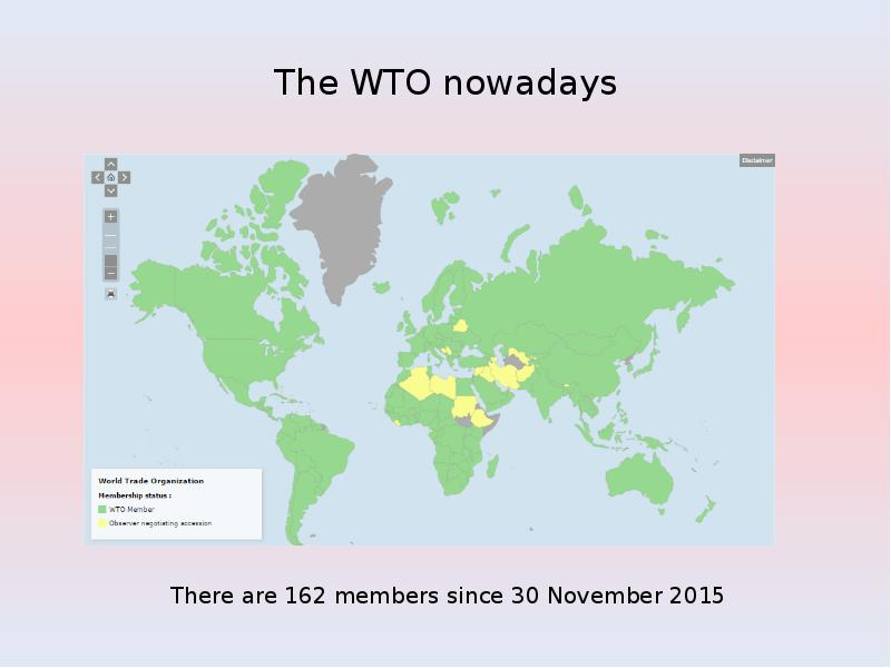 impacts of wto on trading countries essay The world trade organization (wto) was established in 1995, following the uruguay round of negotiations under the general agreement on tariffs and trade (gatt.
