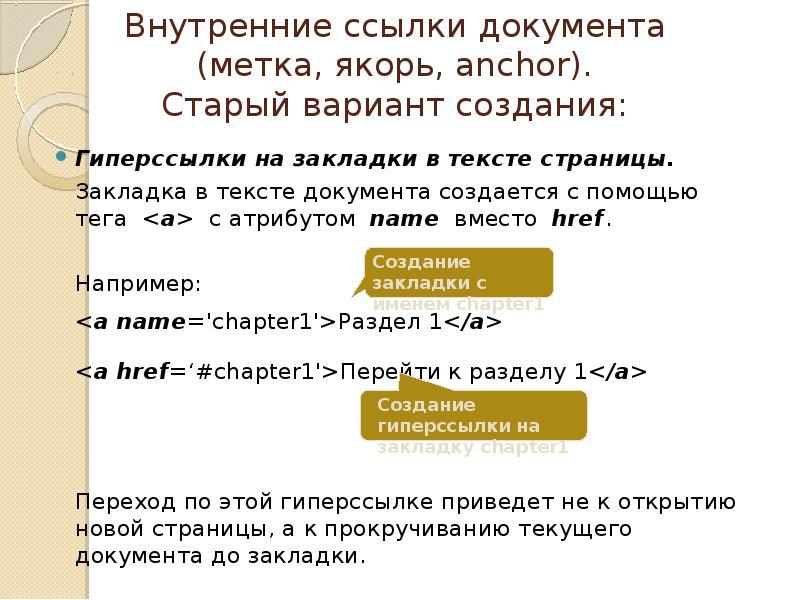 Внутренняя ссылка при создании сайта создание сайта в баку