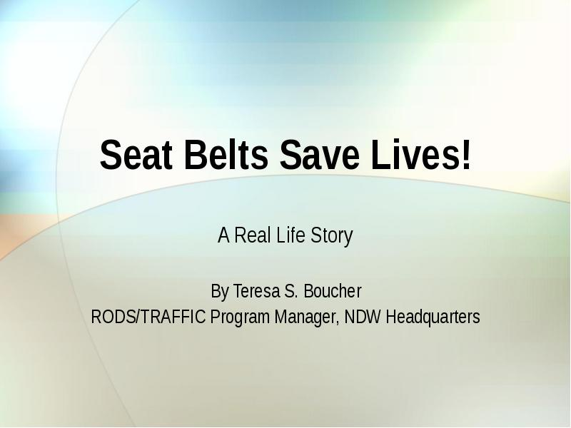 seat belts save lives 7:41 and gma investigates school buses and why the vast majority of them do not have seat belts some saying that could prevent injuries and save kids' lives and now the government's auto safety agency tells abc he's taking a fresh look at the.
