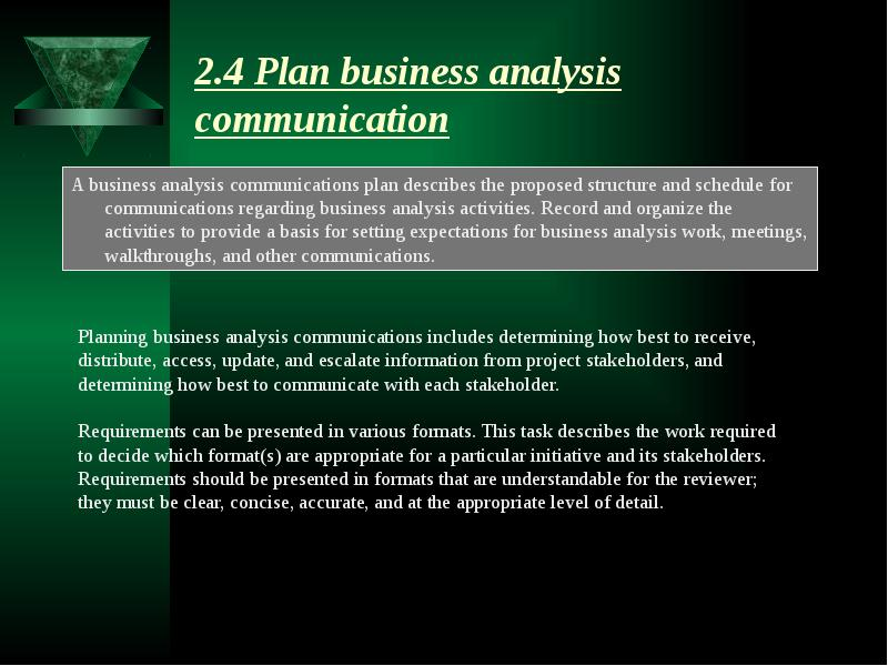 an analysis of communications Management analysts, often called management consultants, propose ways to improve an organization's efficiency they advise managers on how to make organizations more profitable through reduced costs and increased revenues management analysts travel frequently to meet with clients in 2016, about.