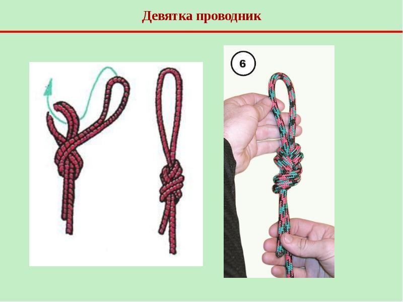Как сделать узлы на веревке 101