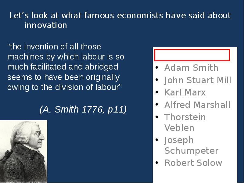 karl marx and adam smith division Adam smith and karl marx are perhaps two of the best known social and economic thinkers in history find out more about each man's theory on the.