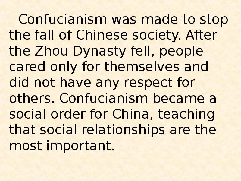 an analysis of confucianism in chinese society