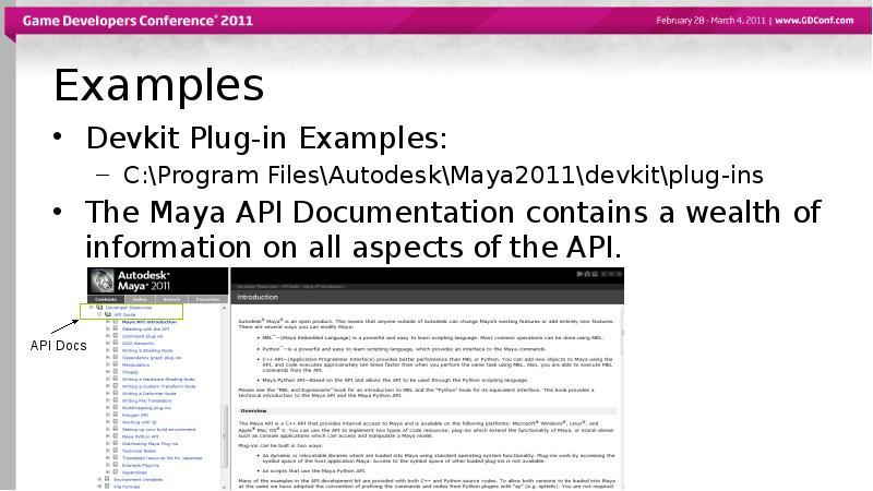 Introduction to Maya - презентация, доклад, проект