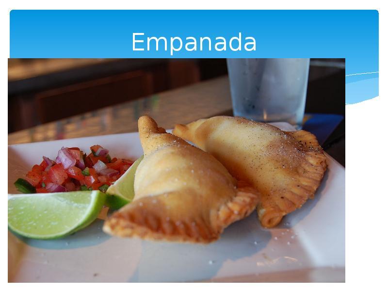 a company identification of mr empanada