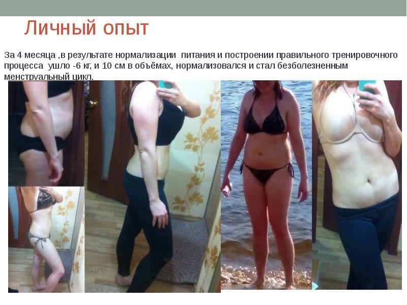 диета на объемы