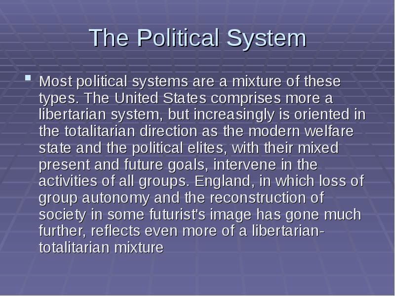 political systems гдз
