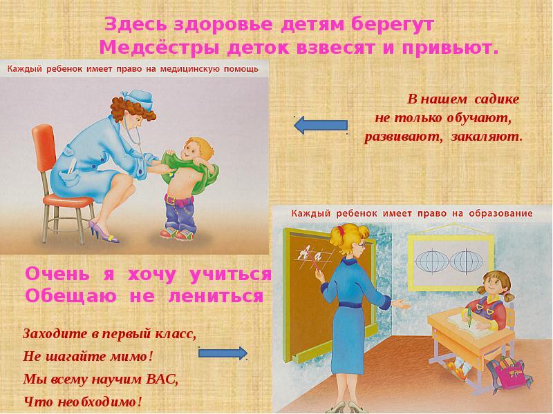 обязанности медсестры в детском саду 2017