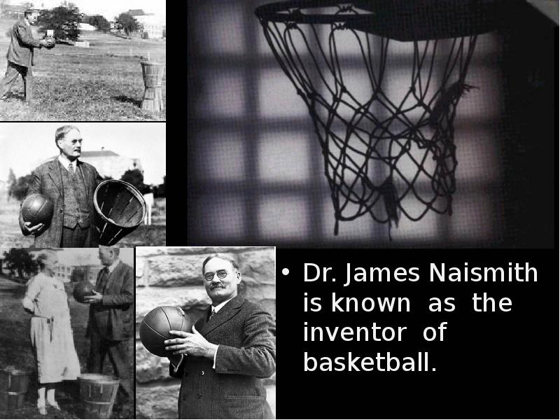 the thirteen rules of basketball created by dr james naismith and his brief biography The original 13 rules of basketball (written by james is introduced to james naismith's class following brief biography of dr james naismith.