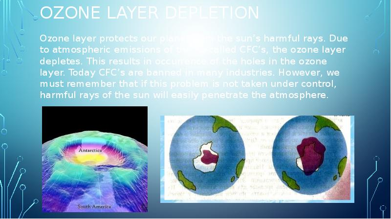 depletion of the ozone layer essay This is an ozone layer essay, which will give you the basic introduction about the ozone layer and ozone depletion causes and effects.