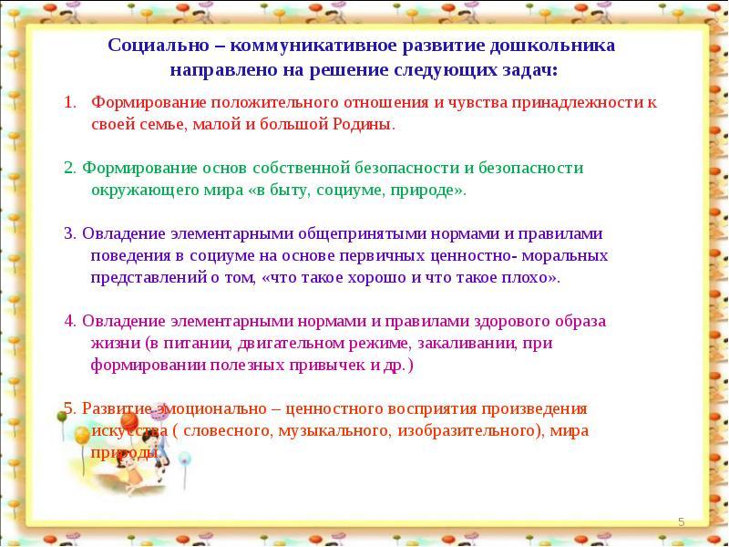 явление презентация на тему социально коммуникативное развитие детей дошкольного Красная улица, Карта