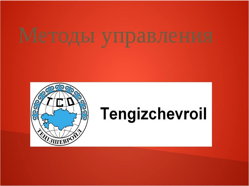 tengizchevroil essay