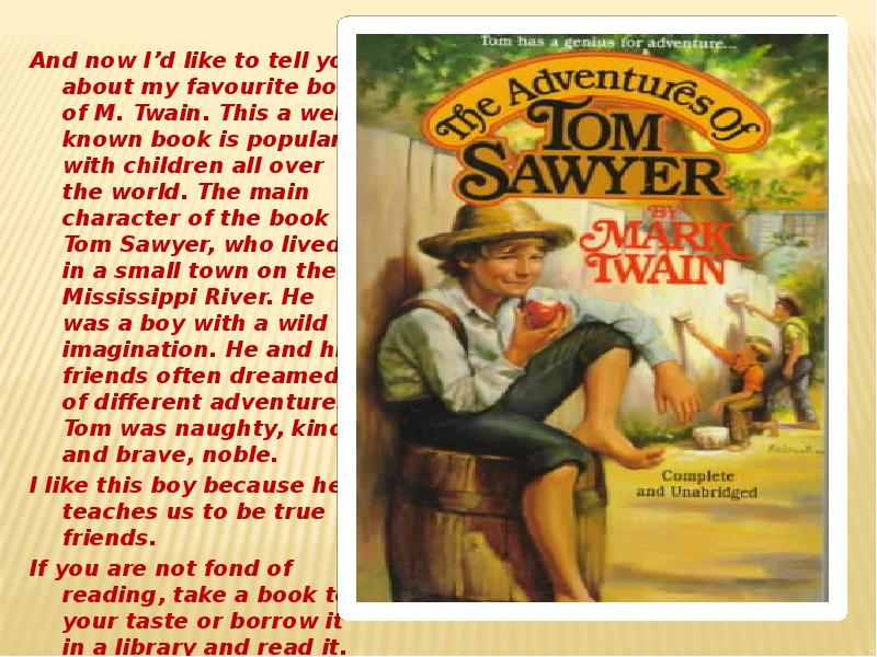 adventures of tom sawyer Find great deals on ebay for adventures of tom sawyer and adventures of tom sawyer book shop with confidence.