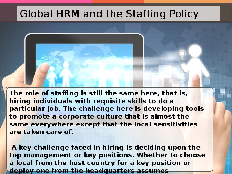 why did you choose human resource management Human resources develops performance management systems without a human resources staff  ten reasons why the human resources  you're pasting into.
