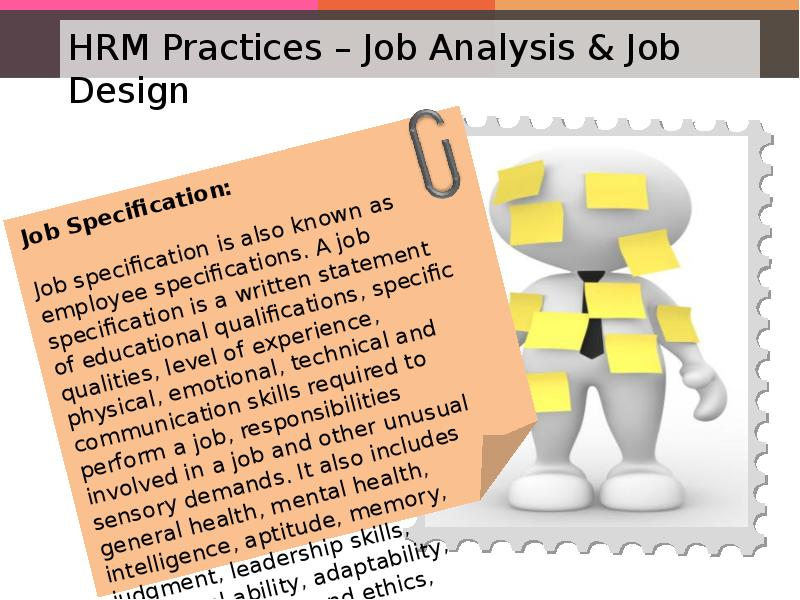 job evaluation a cornerstone to hrm Job analysis is the process of gathering and analyzing information about the content and the human requirements of jobs, as well as, the context in which jobs are performed this process is used to determine placement of jobs.
