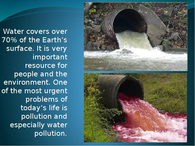 water pollution report Environmental pollution is an international journal that seeks to publish papers that report results from original, novel research that addresses significant environmental pollution issues and problems and contribute new knowledge to science.