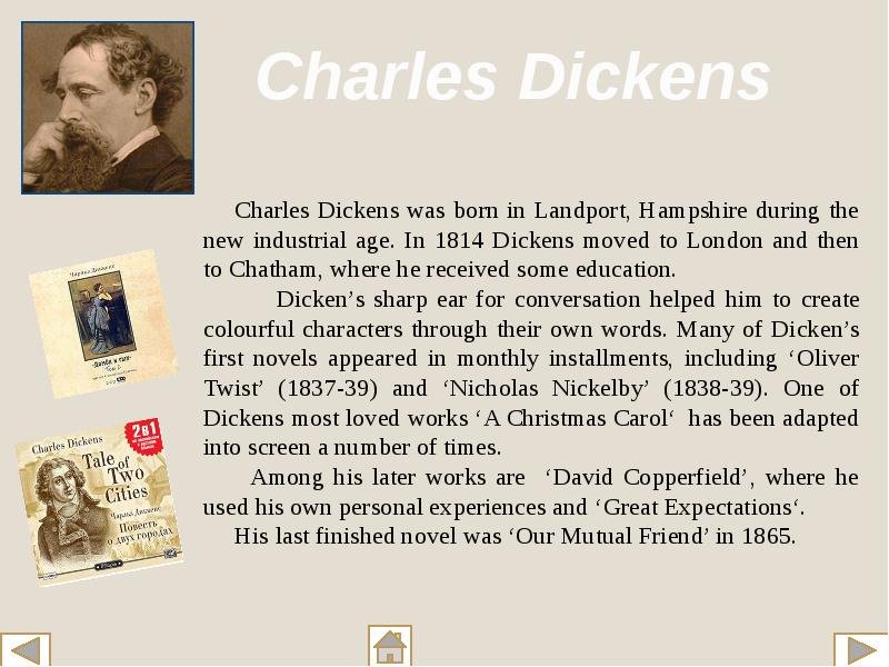 what is charles dickens moral message Online study guide for a christmas carol (grades 9–1 charles dickens's message with us and make sure we understand there is a moral message to this.