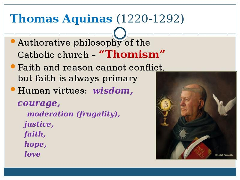 thomas aquinas faith and reason essay Saint thomas five proofs relevant in modern society philosophy essay print reference this published: 23rd march, 2015 disclaimer: this essay.