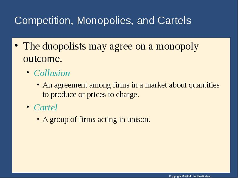 perfect competition and monopoly • how is monopolistic competition similar to perfect competition how is it similar to monopoly • how do monopolistically competitive firms choose price and quantity do they earn economic profit  between perfect competition and monopoly title: microsoft powerpoint - ch17monopolisticcompetitionppt.
