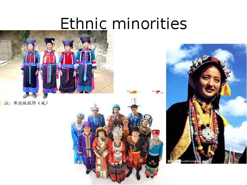ehtnic minorities All countries in the world include persons belonging to national or ethnic, religious and linguistic minorities, enriching the diversity of their societies.