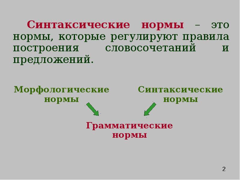 Синтаксические нормы русского языка доклад 3879