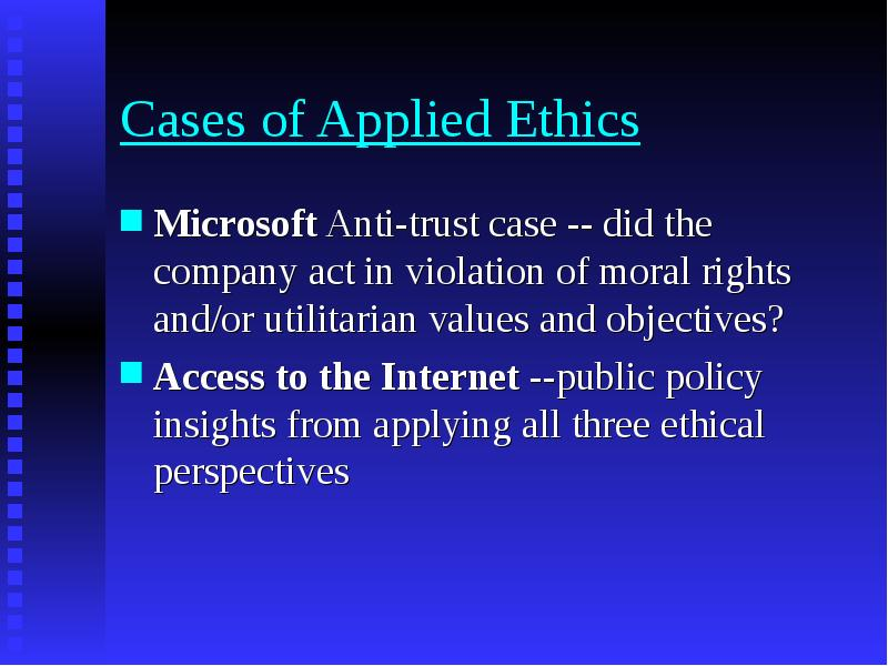 a look at the anti trust case against microsoft corporation Tech industry judge rules microsoft violated antitrust laws a federal judge issues a stinging rebuke of microsoft, saying the software giant violated antitrust laws.