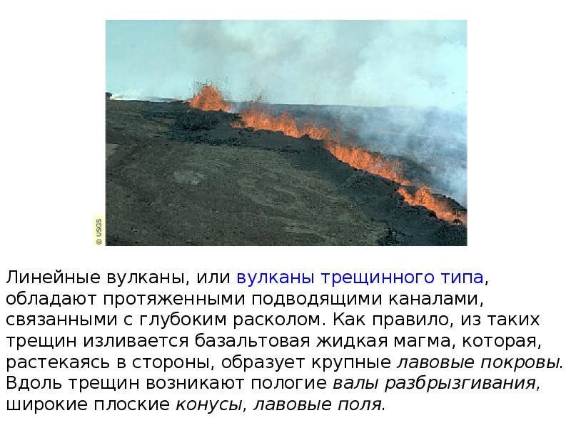 основное линейные и центральные вулканы картинки оригинально выглядит