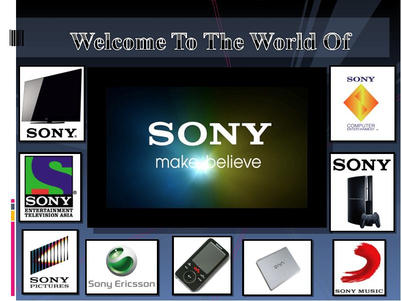 markteting assignment sony corporation Marketing assignment uploaded by gurmeetgold81 japan projection tvs and front projectors its diversified operations are spread across entertainmentsony corporation (sony) and financial services categories which increases its bargaining power and makes its entry into new product.
