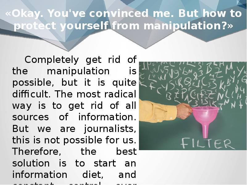 Keep your link building #white hat. If Google detects mass ...  Mass Manipulation Techniques
