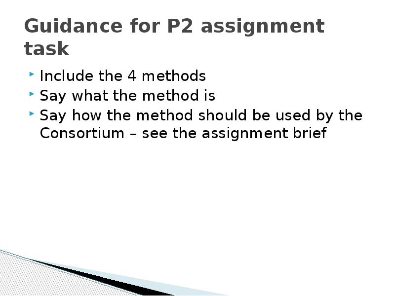 ccst9020 assignment brief Laylarich tv and film production btec assignment brief (unit 32 brief 3) related post navigation task 1 - assignment brief (unit 32 brief 2.