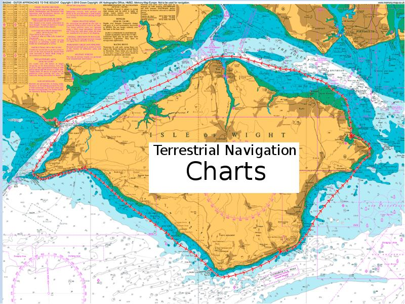 terrestrial navigation This course will satisfy the terrestrial & coastal navigation training requirement of stcw a-ii/1 for raise in grade from the support to the operational level licenses as per uscg policy letter 01/02 this course is offered concurrently with.