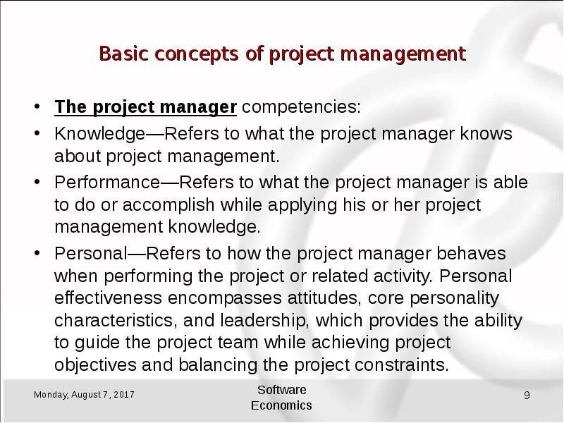 dcsn212 project management Contact information for the division of capital assets management (dcam) construction and properties department.