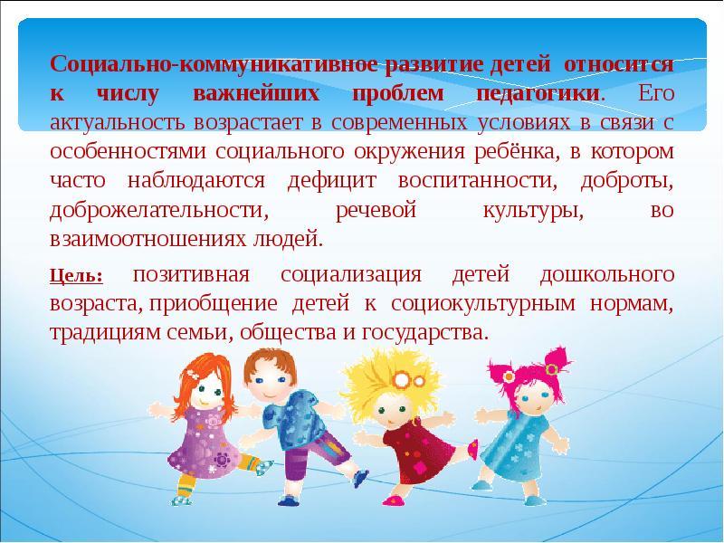 презентация на тему социально коммуникативное развитие детей дошкольного Внук сей