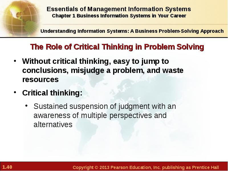 critical thinking in education powerpoint presentation Read about different presentation speeds and see if the fast-paced lessig style is suited to you and your audience powerpoint mvp [critical thinking 81%.