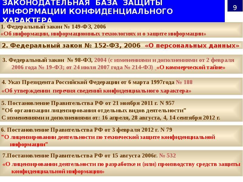 Ваше право - Разглашение данных 1. Разглашение личной информации граждан