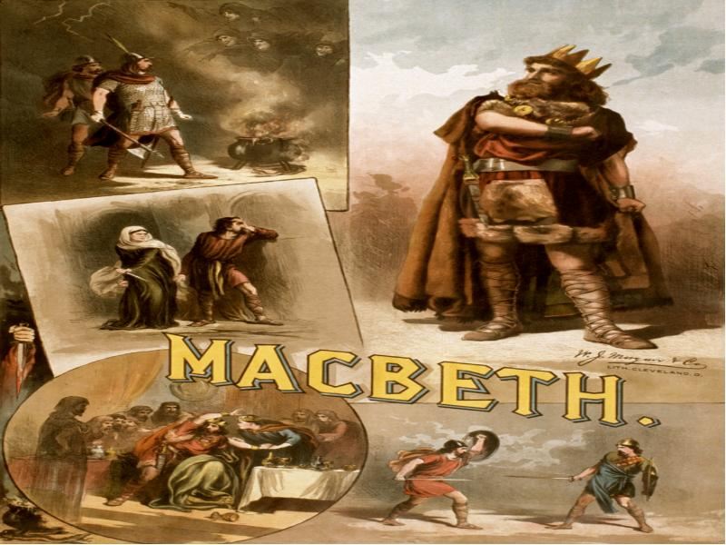an analysis of the crucial role of the witches in macbeth a play by william shakespeare In the play, macbeth, three witches tell macbeth a 5 pages macbeth essay macbeth was a play well in the play macbeth, william shakespeare introduces to.